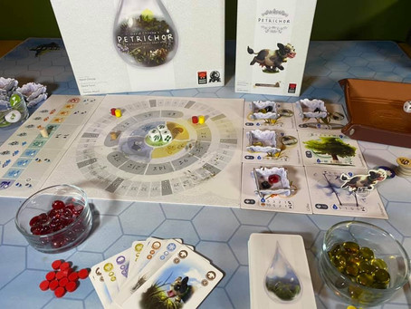 Petrichor Upgrade kit and the Cows expansion are live (Bovine ichor)