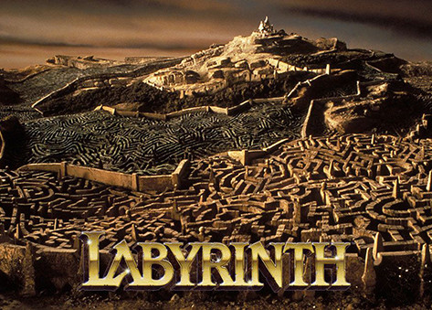 The Owl in the Labyrinth