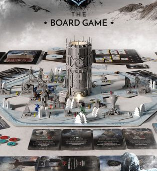 Frostpunk: The Board Game is live (All along the Frost-tower)