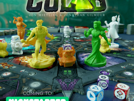 Colab is live (Monstrous creations)