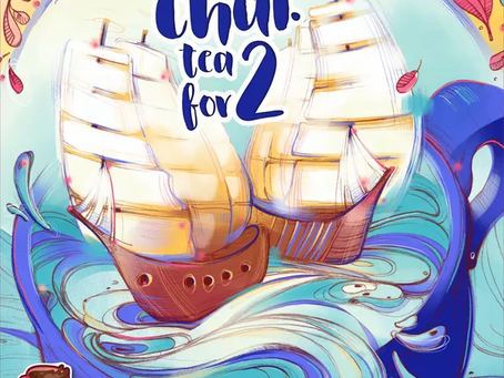 Chai: Tea for 2 is live (Clashing Cups)