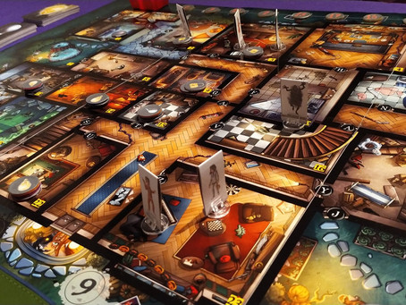 Boogeyman The Board Game is live (Night of the Boogeyman)