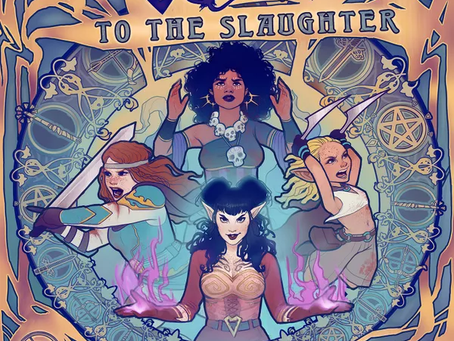 Rat Queens: To The Slaughter is live