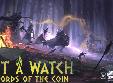 Set a Watch: Swords of the Coin is live (Set a paid Watch)