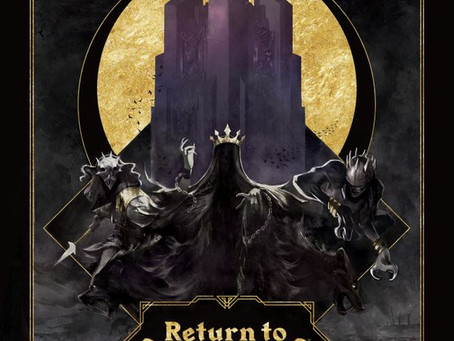 Return to Dark Tower is live (Electronic wizardry restored)