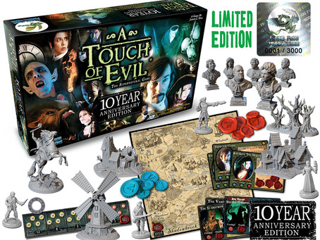 A Touch of Evil in FFP's warehouse