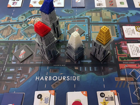 High Rise: The UltraPlastic edition is live