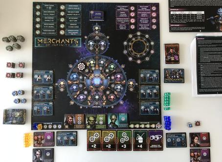 Merchants of Infinity is live
