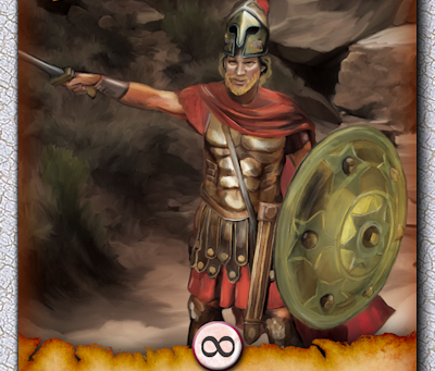 Hellenica: Story of Greece - Leaders and Legends is live (More epicness in ancient Greece)