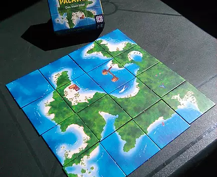 1PG April Challenge: 5 games with a water theme