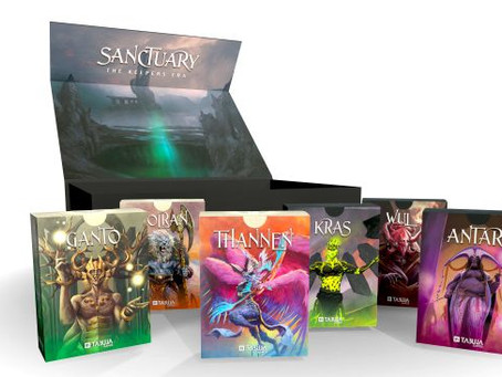 Sanctuary: The Keepers Era is live (Protect your Sanctuaries)