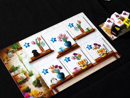 The Little Flower Shop Dice Game is live