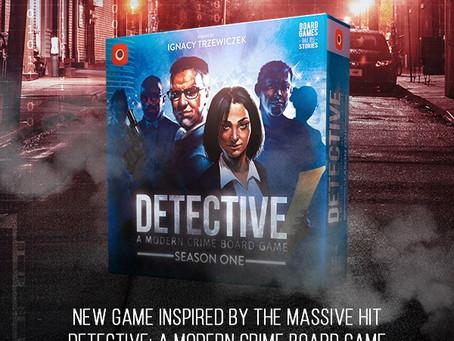 Detective: family friendly season