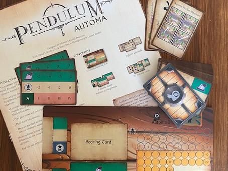 Automa rules for Pendulum revealed