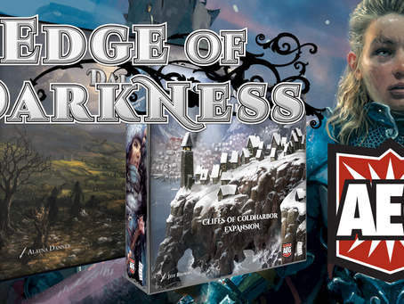 Edge of Darkness: Cliffs of Coldharbor is on