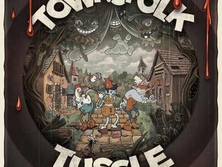 Townsfolk Tussle is live (Trying out the Townsfolk Tussle demo on TTS)
