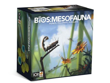 Bios: Mesofauna is live (Mesofauna in a Megafauna world)