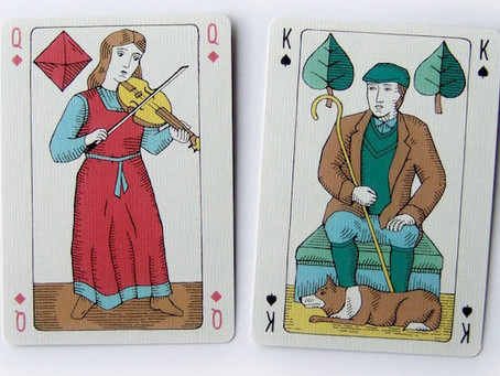 Playing card decks by Northern Displayers