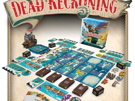 Dead Reckoning is live (Crafty pirates)