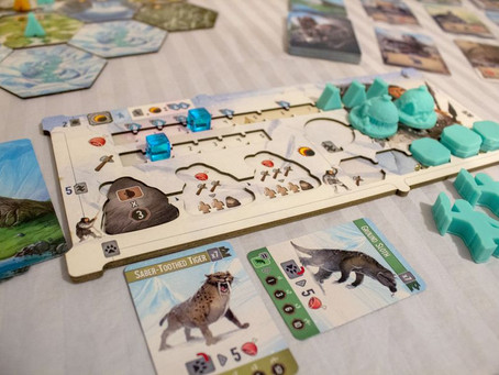 Endless Winter: Paleoamericans is live (Lead your Paleolithic tribe)