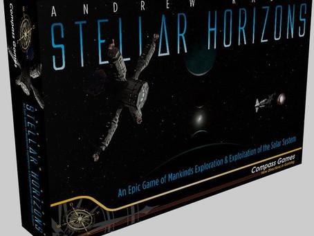 Interstellar dominance (Stellar Horizons is live)