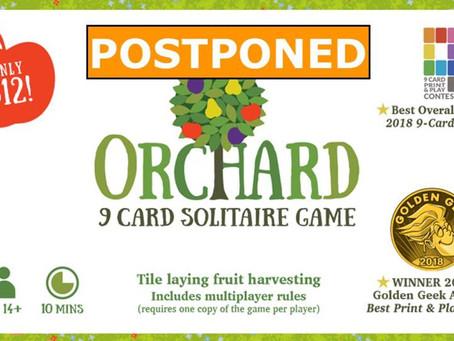 Kickstarter forces Side Room Games to postpone Orchard