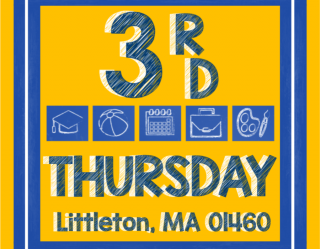 Visit the Littleton Lumber booth at the town of Littleton's 3rd Thursday!