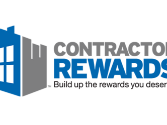 Are you signed up for Contractor Rewards?