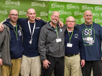 St. Baldrick's - Thank you for your donations!