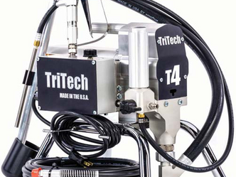 TriTech Spray Equipment now available at ColorWorks!