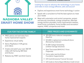 Nashoba Valley Smart Home Show