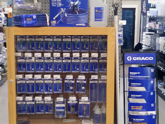 Expanded Graco Selection at Littleton Lumber