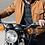 Thumbnail: Tan Canvas 'Doberman' Bomber Jacket