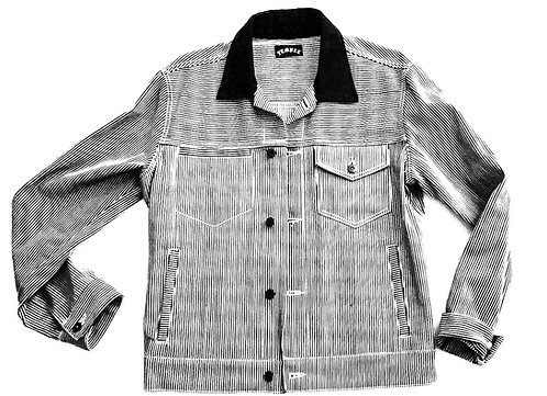 Railroad Denim 'Miserlou' Jacket