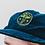 Thumbnail: Lightning Angel Navy Corduroy Snapback