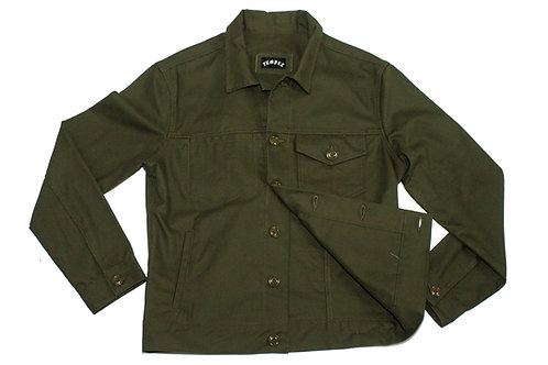 The Miserlou in Olive Canvas