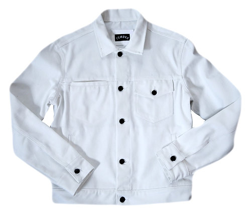 White Denim 'Miserlou' Jacket