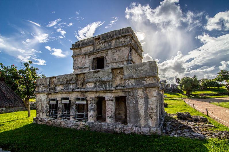 Mayastätte von Tulum