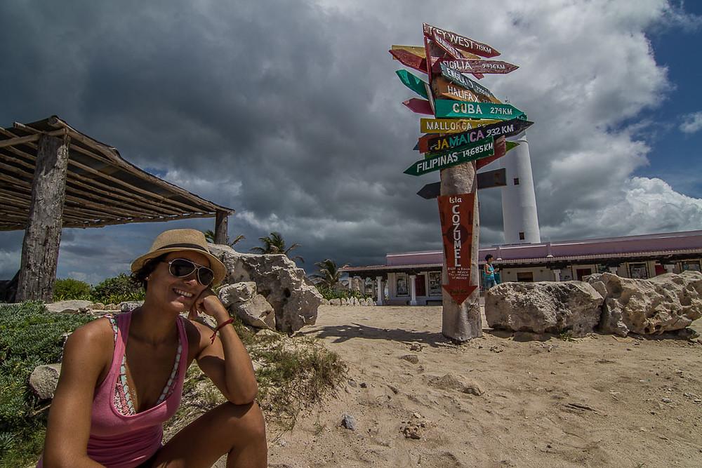 Cozumel Punta Sur Reservat
