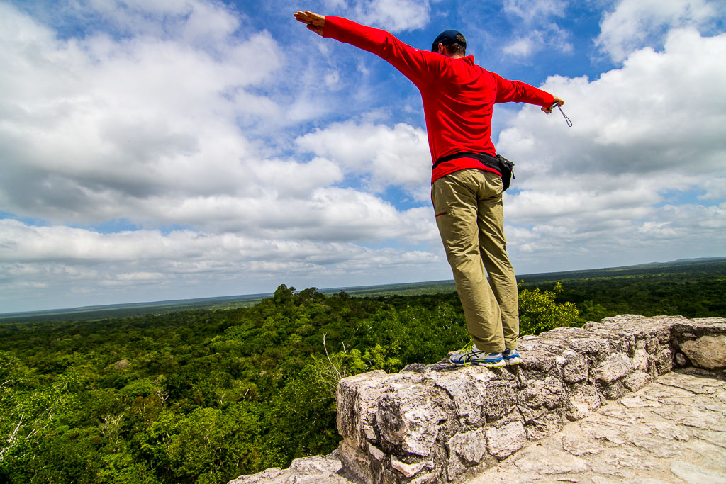 Calakmul Mayastätte