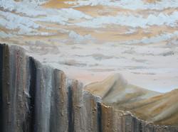 Turris Eburnea nuvols d'estiu
