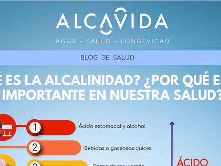 ¿Qué es la alcalinidad?  ¿Por qué es tan importante en nuestra salud?