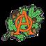 Oakes Ames White Logo.png