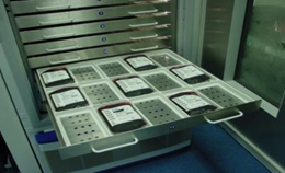 Uso do RFID em bolsas de sangue