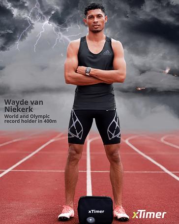 Wade van Niekerk