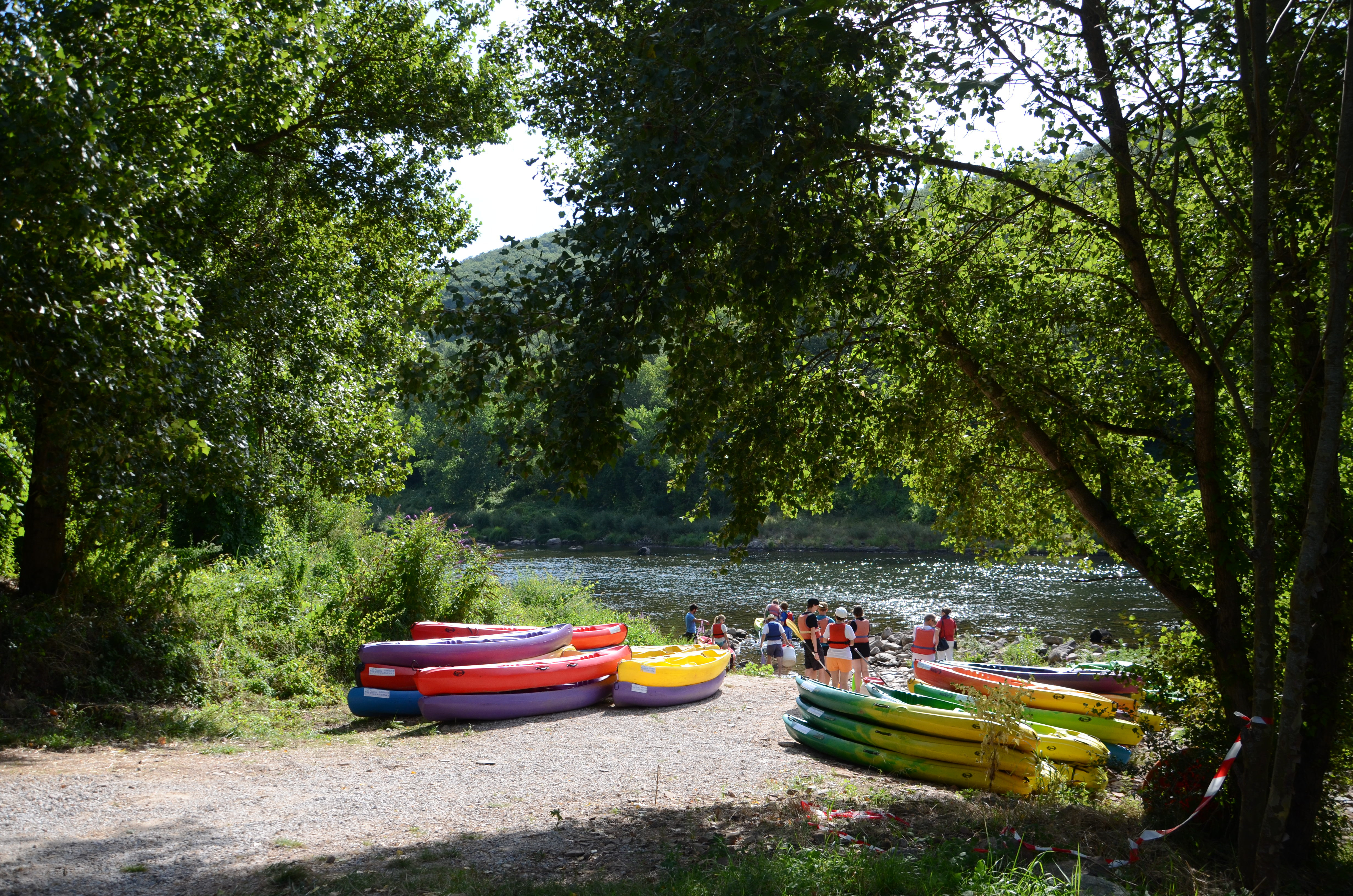 location canoe /kayak