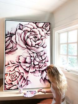 Pink Flower's