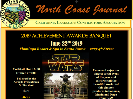 June 2019 CLCA North Coast Journal