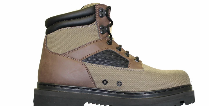 Chota West Prong Boots with Cleatable Rubber Soles