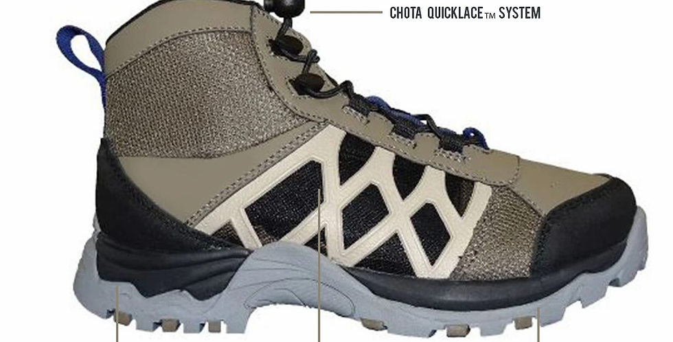 Chota Hybrid High-Top Rubber Soled Boot